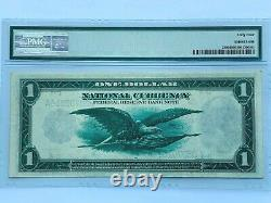 $1 1918 Federal Reserve Bank Note Cleveland PMG 64 Choice UNC Fr. 720