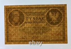 1000 marek polskich 17 Maj 1919 unc