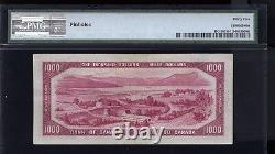 1954 $1000 Devils Face -BEAUTIFUL COLOURS ON THIS BANKNOTE SCARCE DEVIL FACE