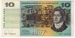 1968 Commonwealth Philips/Randall $10 Star Banknote ZSG 10861