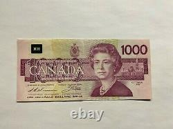 1988 CANADIAN $1000 Banknote. 1 of 2