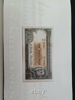 1991 25th Anniversary of Decimal Currency Banknote Set First Prefix Very Rare