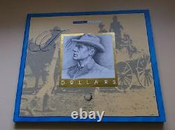 1993 NPA $ 10 Portfolio. 1st & Last Issues with Matching Red Serials000 369