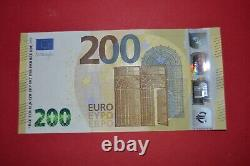 200 Euro Real Banknote Bill Issue May 2019 Ecz European Central Bank Unc