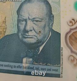 Ak47 5 pound note Gold edition