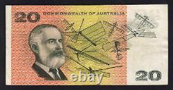 Australia R-402. (1967) Twenty Dollars Coombs/Randall. XBR Prefix. AVF