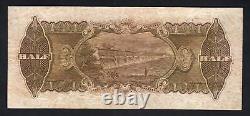 Australia R-7. (1928) Riddle/Heathershaw Ten Shillings. Geo V Portrait. Fine+