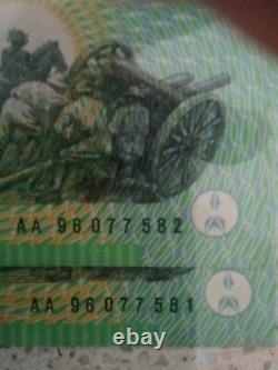 Australian 100 dollar note