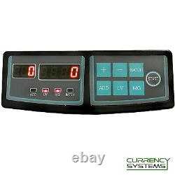 BNC100+ Banknote Counter Automatic Fast Money Counting Machine Polymer Counter