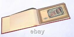 Banknote, Poland, SPECIMEN! 1948-1965 year, Orginal book! Rare, 5 pcs set. UNC