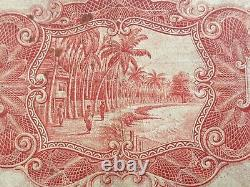 Banknote from Straits Settlements 1 dollar 1927
