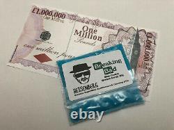 Breaking Bad Crystal Candy 1 x 20g Bag (Fruit Flavour) + £1m Joke Banknote