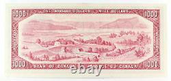 Canada 1954 $1000 Bank Note AK Prefix