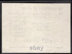 Ceylon The Government Of Ceylon. 25 Cents. 1-1-1942. A/2 091037. (Pick 40)