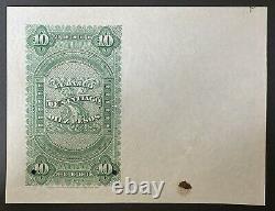 Chile Specimen Banknote P S414s