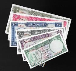 EEBC001 # Extremely Rare Qatar and Dubai SPECIMEN SET
