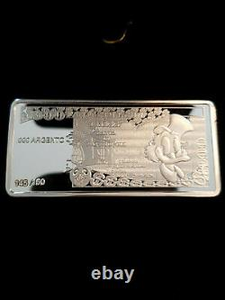 Extremely Rare! Walt Disney Scrooge McDuck Silver Coin And Banknote LE 150 Set