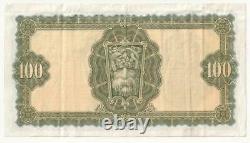 IRELAND Lady Lavery £100 Banknote (1972) Pick ref 69b VF+