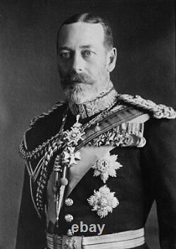 King George V 10 Rupees Green