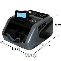 NC20i X Note Counter Automatic Fast Banknote Money Counter Polymer Note Counter