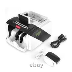NEW Pyle PRMC600 Automatic Digital Cash Money Banknote Counting Machine