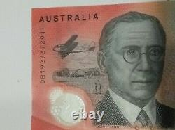 Only 1000 per prefix! Extremely rare 2019 9 digit RadaR 20 dollar note
