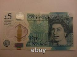 Rare 5 pound note Ak 47