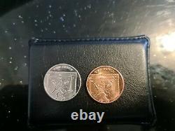 Rare Job Lot, Gold Coins Silver Coins And Banknotes Kew Gardens