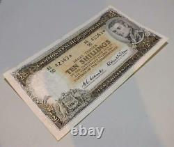 STAR NOTE Ten Shilling 10/- R17s Commonwealth of Australia Coombs Wilson