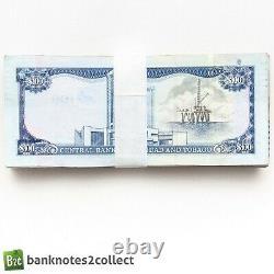 TRINIDAD & TOBAGO 20 x 100 Trinidad & Tobago Dollar Banknotes